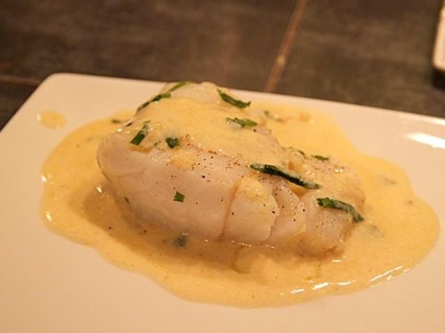 Recette poisson poch sauce citronn eassociation des - Comment cuisiner le filet de cabillaud ...